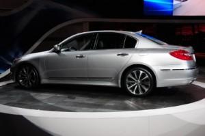 Hyundai Genesis 2012 R-Spec