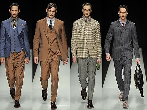Тренды мужской моды 2011 2012