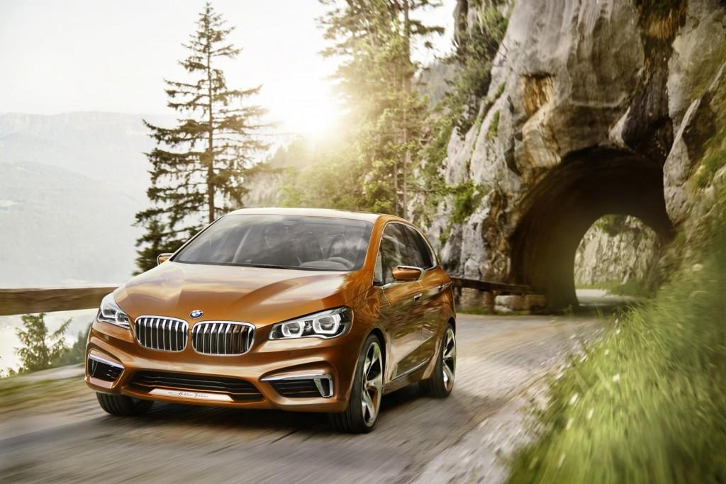 BMW Active outdoor