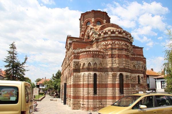 Церковь галерея в городе Несебр